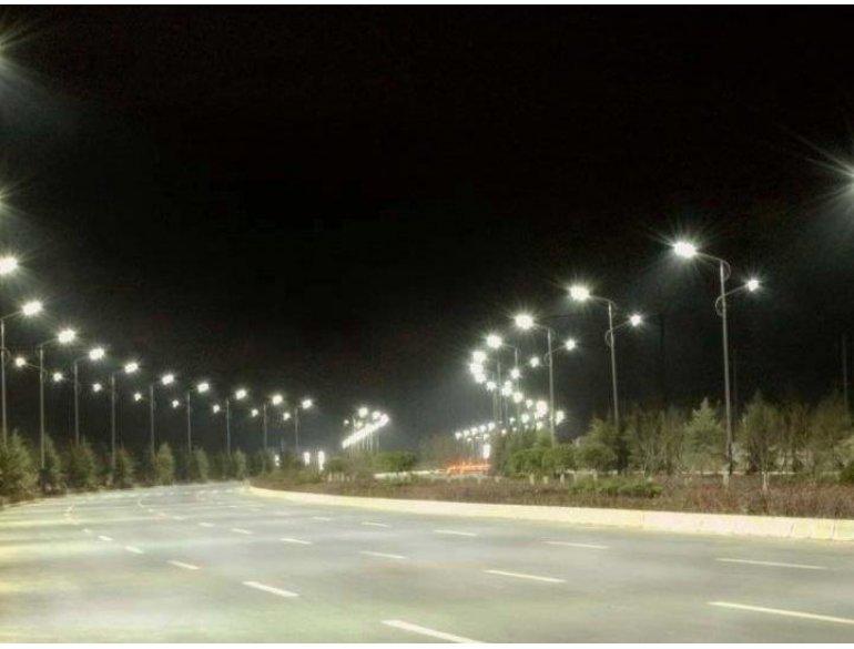 RES risparmio energetico illuminazione stradale