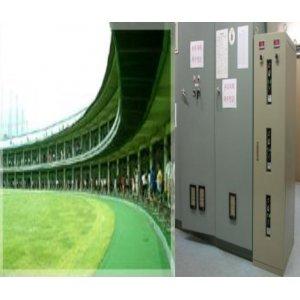 Impianto R.E.S. di risparmio energetico per Golf Club